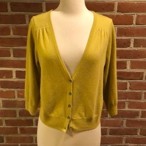 Boden Cashmere Cardigan Size 12